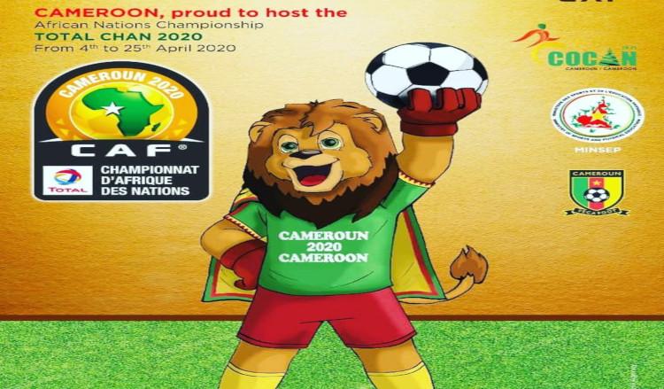 CHAN Total Cameroun 2020