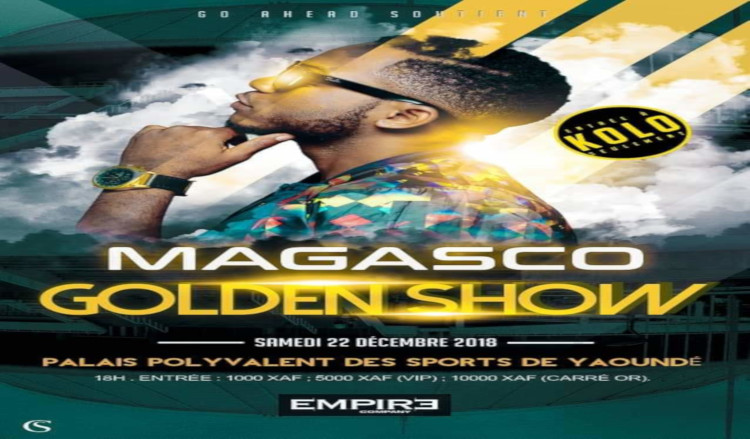 Magasco: Golden Show