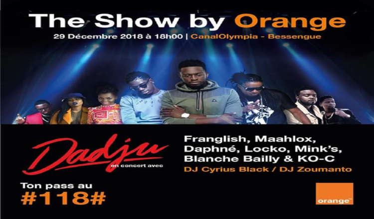 The Show by Orange