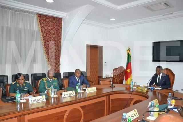 Le Cameroun pour abriter la Coupe du Monde Militaire 2020