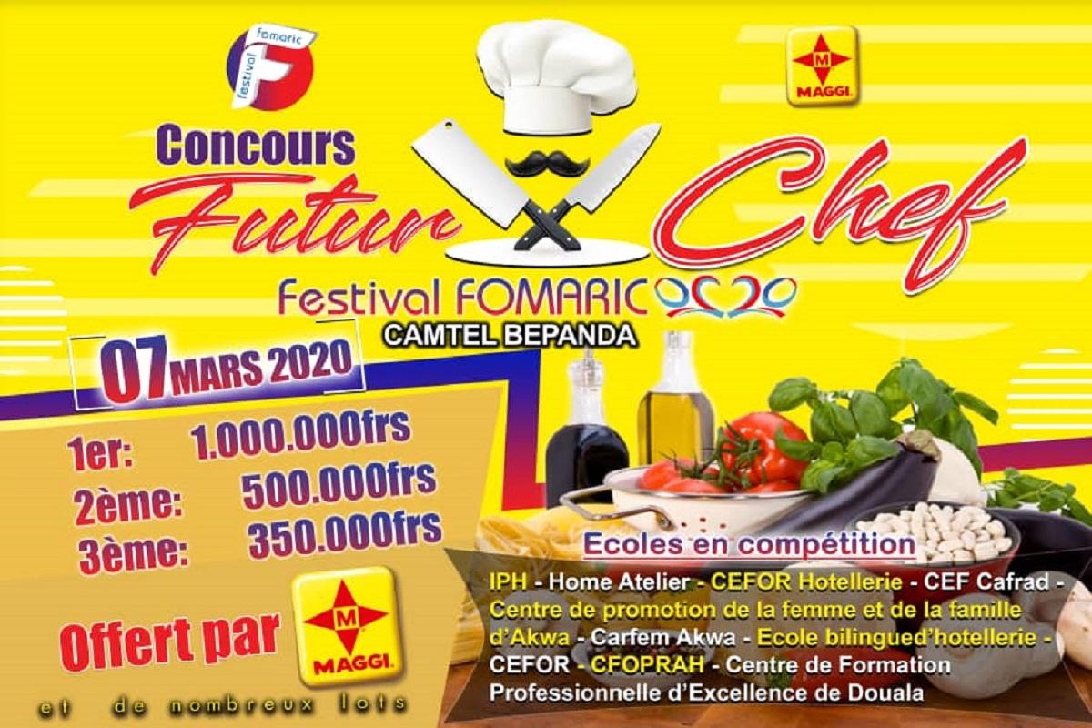 Concours Futur Chef: MAGGI et FOMARIC, le duo gagnant
