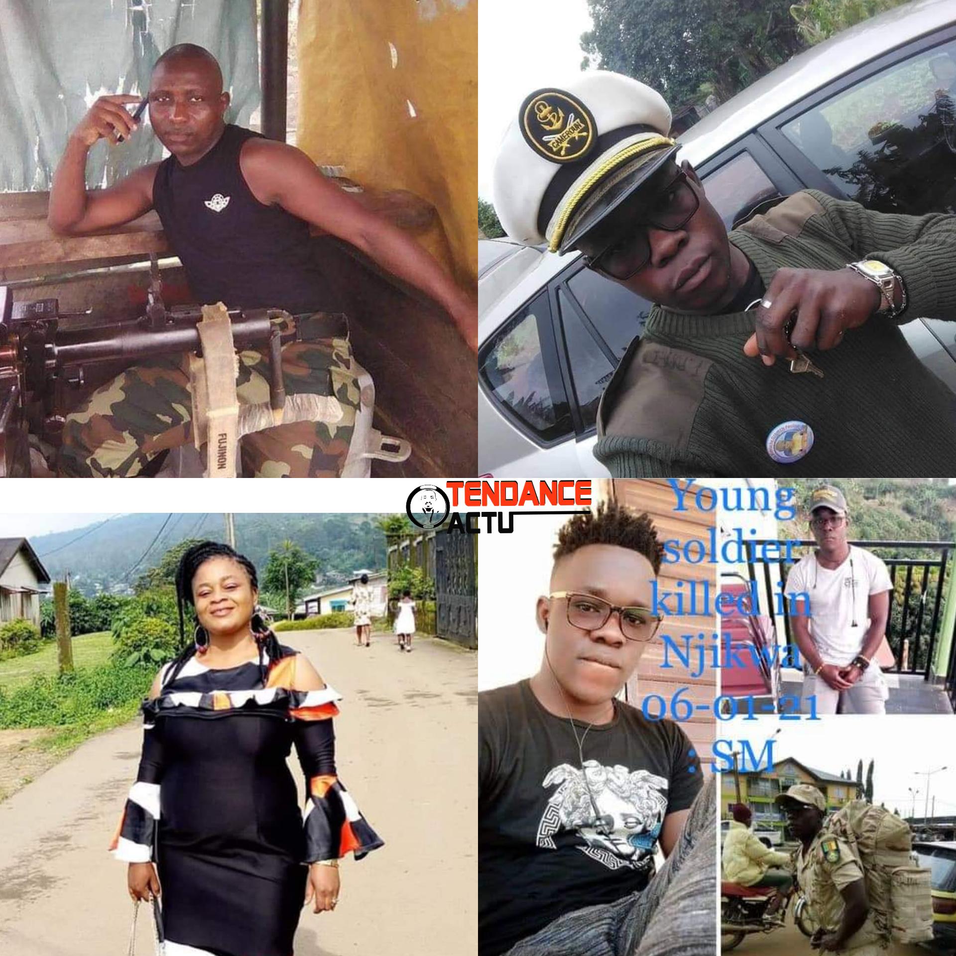 Crise dans le NOSO Cameroun: une bombe fait des morts et des blessés graves