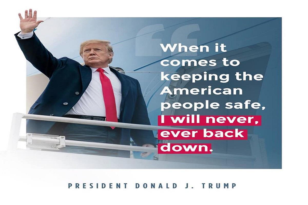 Donald Trump: Le président américain le plus américain
