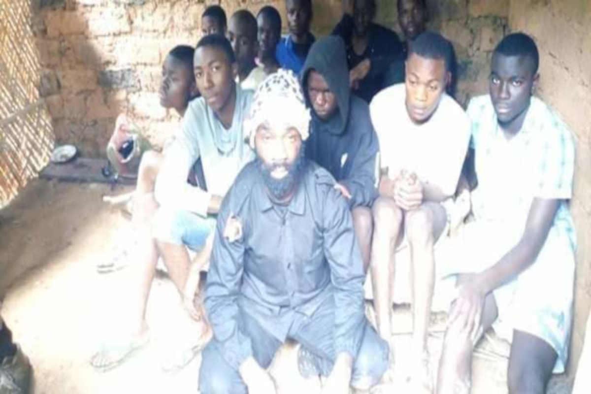 Enlèvement des élèves à Bamenda