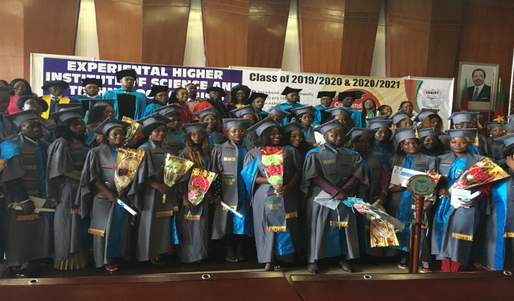Experiential Higher Institute of Science and Technology celebrates hard work and excellence