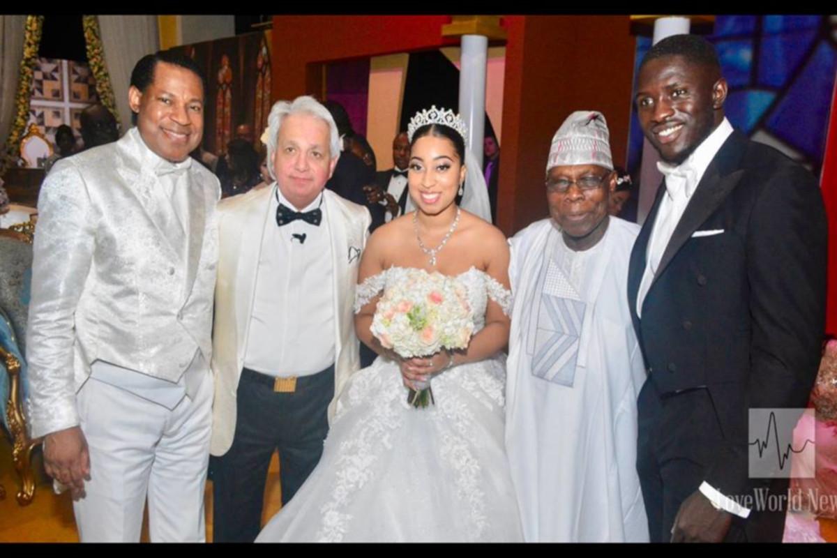 Mariage Royal de la fille  du Pasteur Chris Oyakhilome