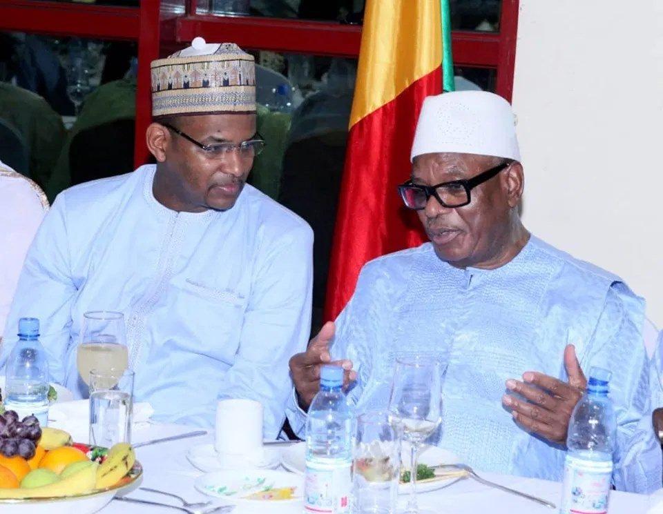 Crise au Mali: La libération du Président déchu et de son Premier Ministre décidée