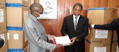 Covid-19: 15 minutes pour connaître son statut au Cameroun