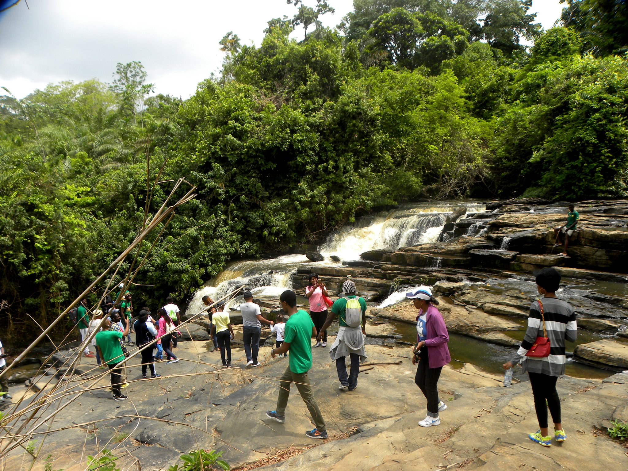 Monatélé: Au-delà de l'incendie, un vrai site touristique