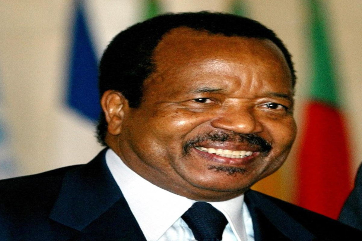 Paul BIYA calls for dialogue with Amba Boys and Boko Haram
