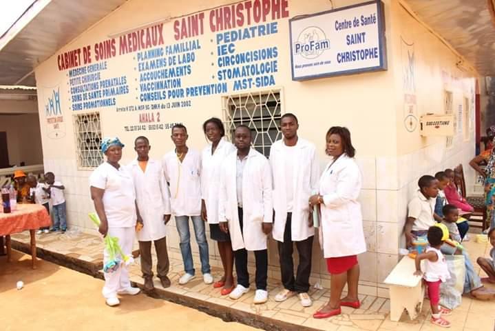 Cameroun: des personnels de santé gratifiés