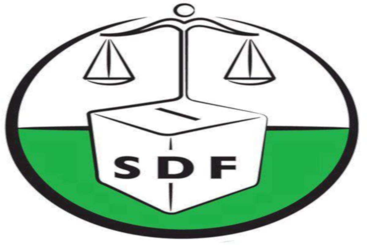 SDF: Joshua OSIH doit démissionner