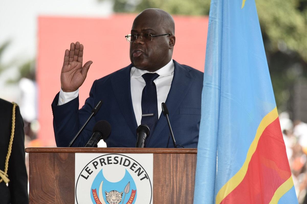 Le nouveau Président de la RDC échappe à la mort