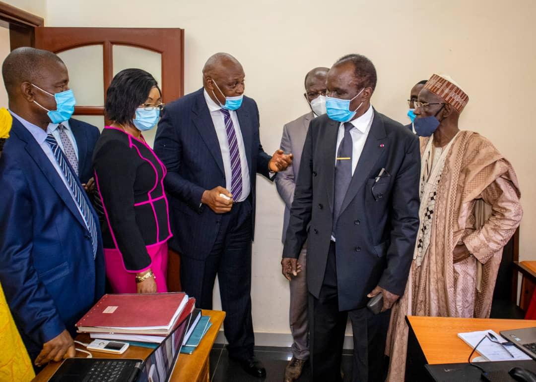 Cameroun : le Ministre de l'Environnement effectue une visite de travail à l'ONACC