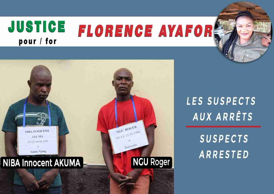 Affaire Florence Ayafor: l'identité des bourreaux révélée