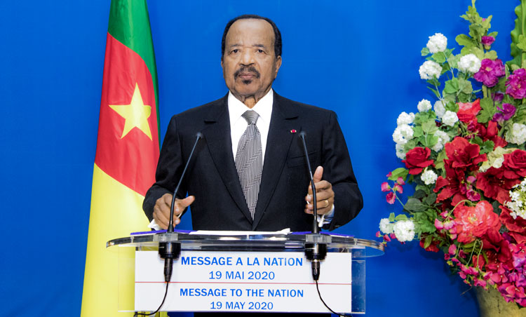 President Paul BIYA's address on the eve of the National Day