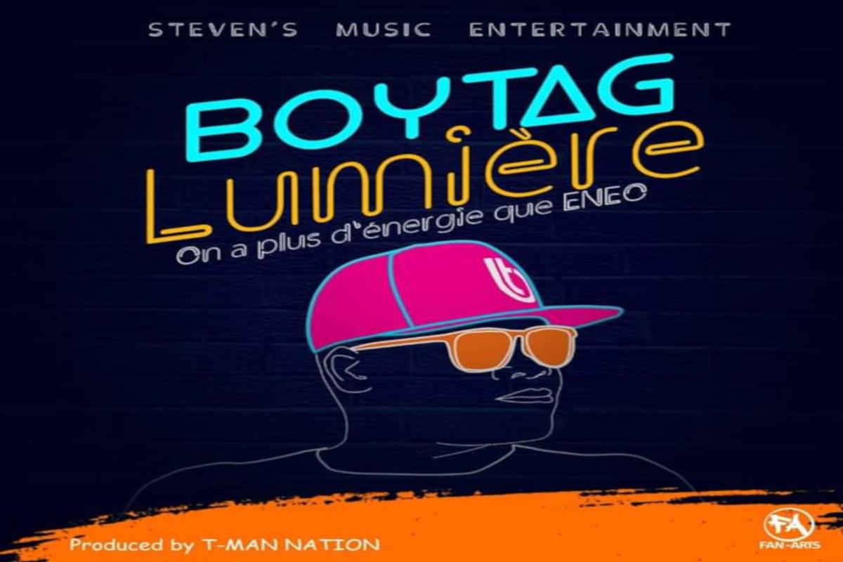 Boy Tag- Lumière(on a plus d'érnegie que ENEO)