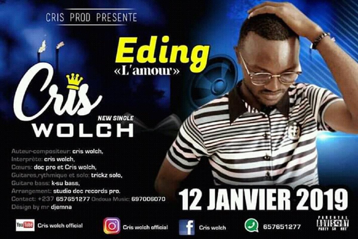 Cris Wolch–Eding