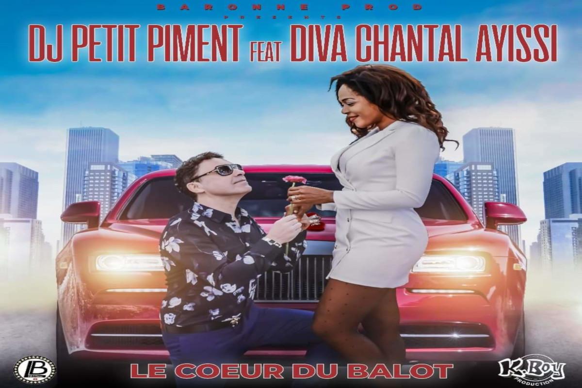 Dj Petit Piment - Le Coeur du Balot feat Diva Chantal Ayissi