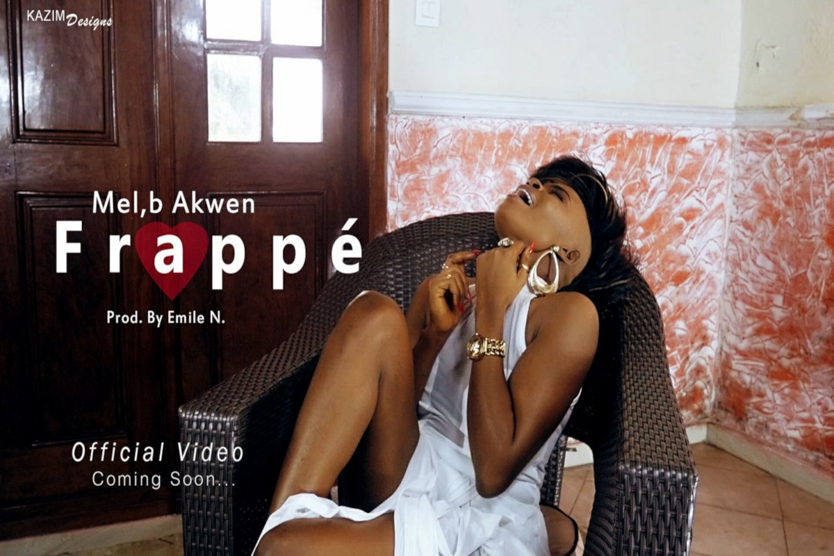 Mel B Akwen - Frappé