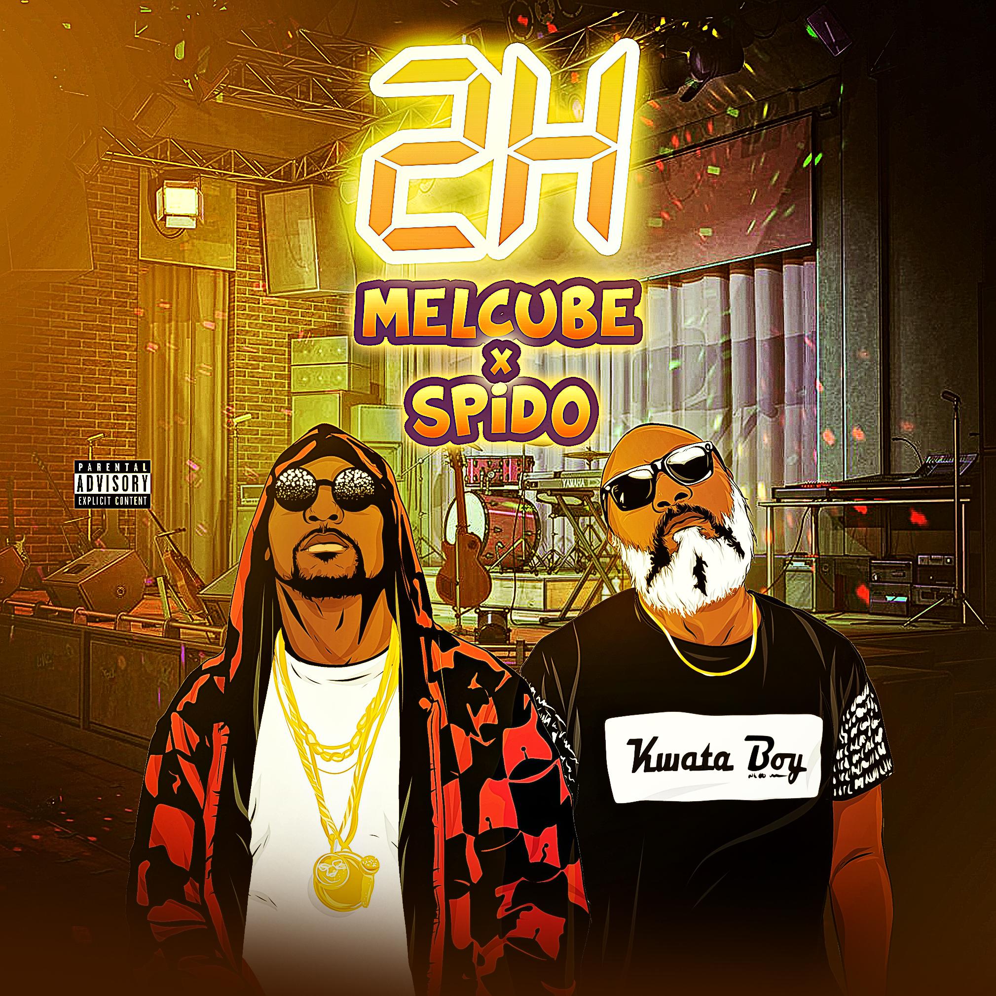Melcube ft Spido - 2H