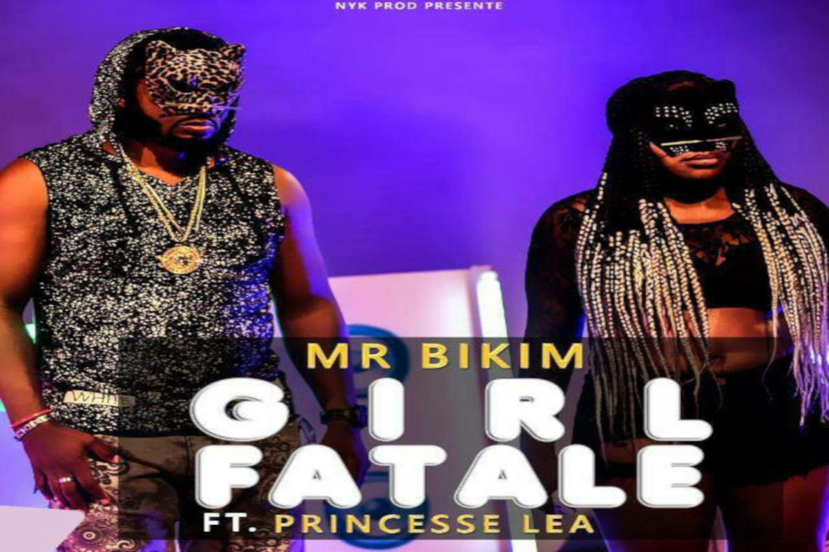Mr Bikim feat Princesse Lea - Girl Fatale