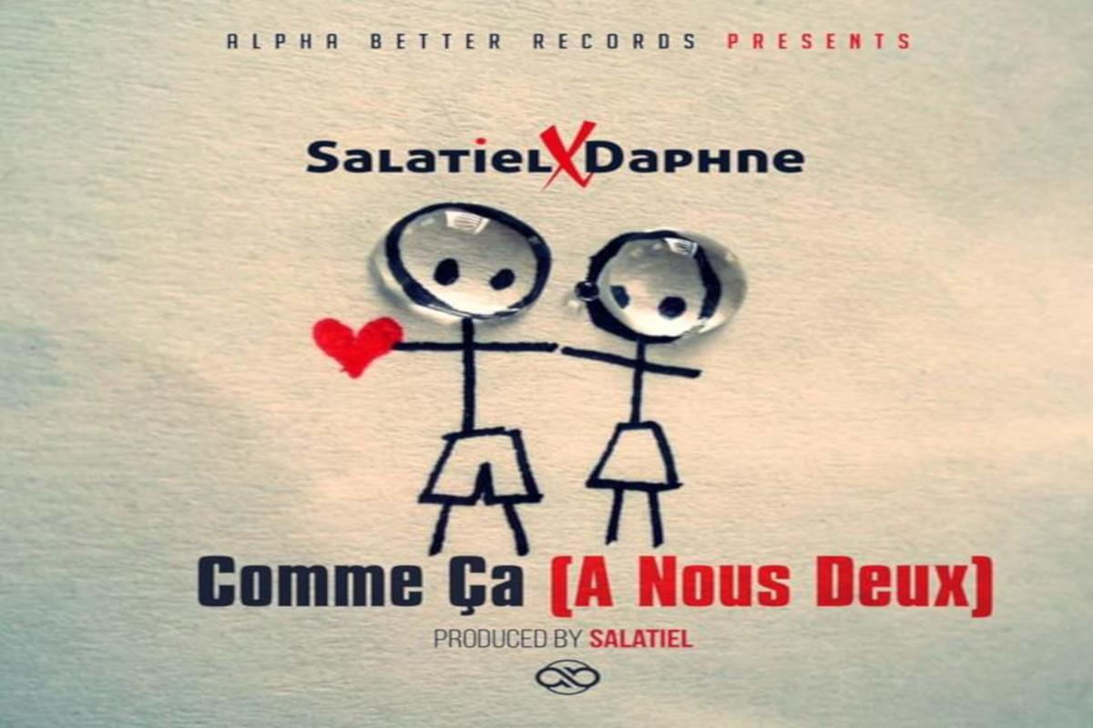 Salatiel feat Daphne - Comme ça