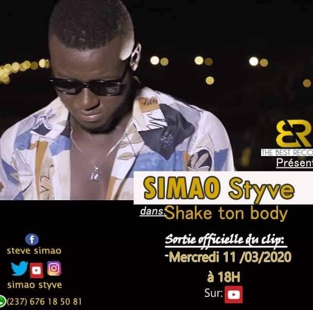 Simao Styve - Shake ton body