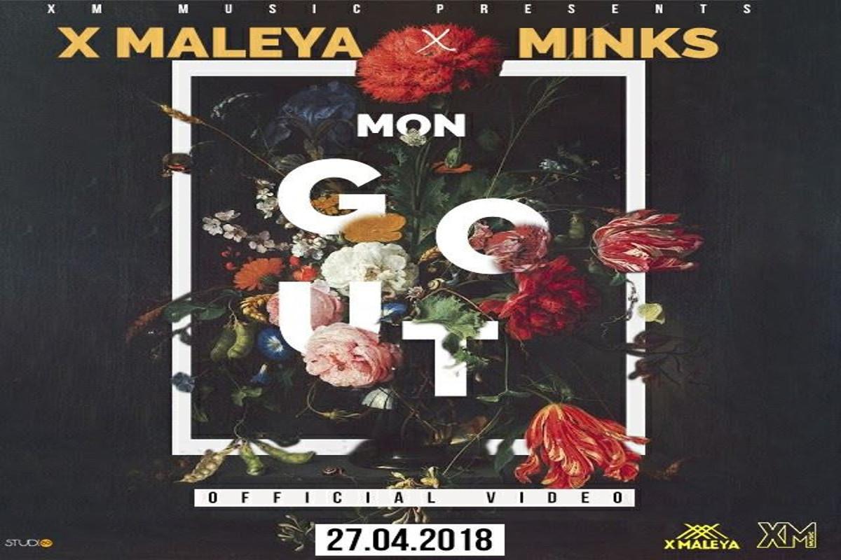 X-Maleya Feat Mink's - Mon Goût